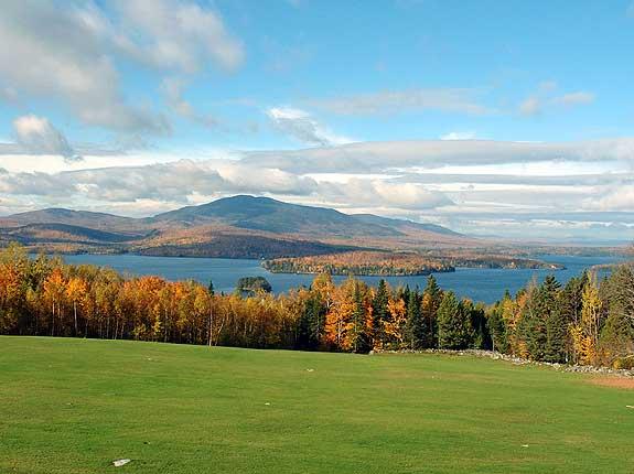 The Maine Highlands - Moosehead Lake